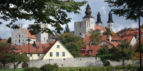 Almedalen,Visby