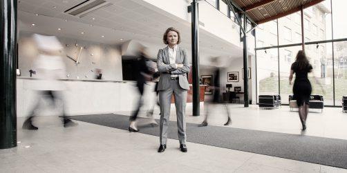 hon blir ny ordförande för svensk turism
