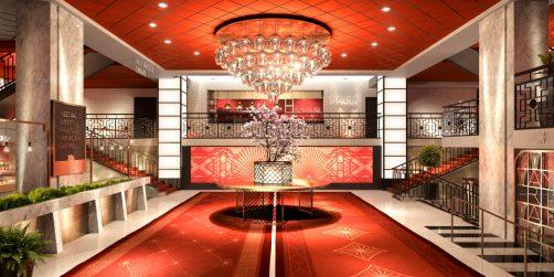 haymarketbyscandic lobby interior koncept
