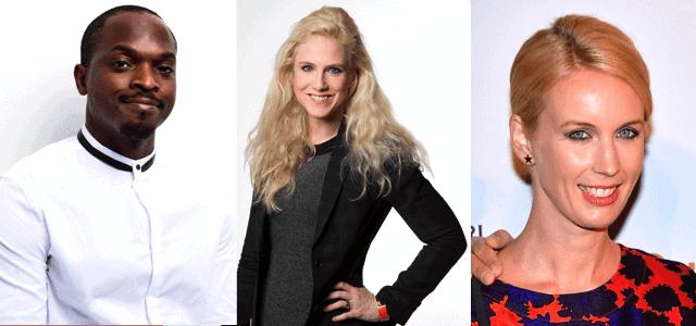 lista: sveriges 30 mest bokade moderatorer
