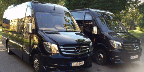 konferensanläggning erbjuder kostnadsfria transporter till och från konferensen