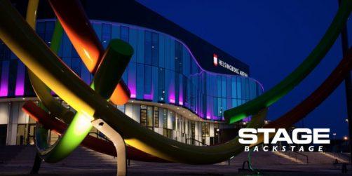 helsingborg arena & scen i nytt samarbete med reklambyrå