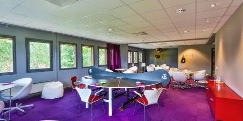 nytt koncept: mötesrummet kaos blir storfavorit
