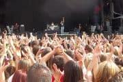 intresset för livesända festivaler ökar