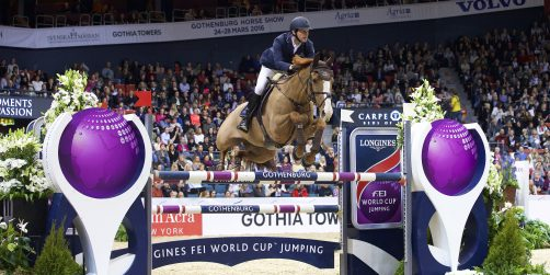 gothenburg horse show får ny huvudpartner