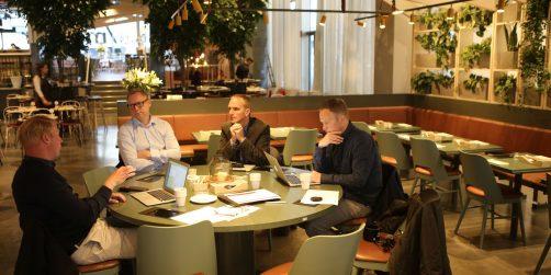 ny tjänst förvandlar hotell till mobila kontor