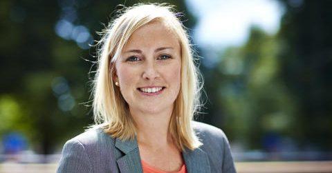 hon är ny ordförande för swedish network of convention bureaus