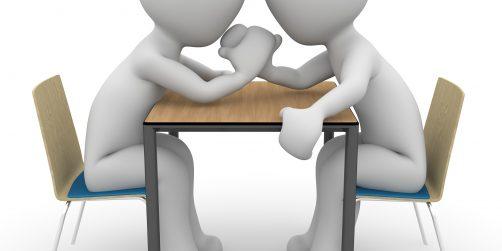 våga utmana din talarförmedling