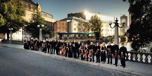 koncept: Örebro konserthus börjar med hologramannonser