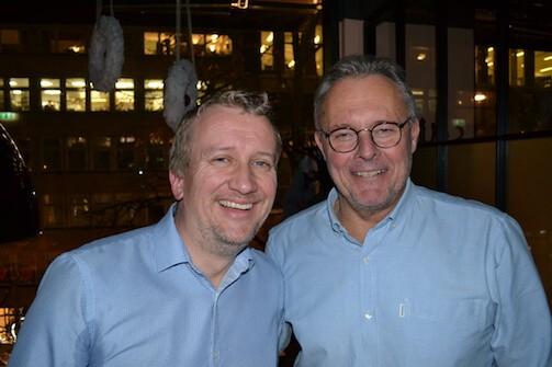 Michael Westerberg - Delegia, Tommy Wikström - Axaco