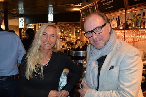 Lisa Björnsdotter - Hour Office, Anders Müller - Café Opera live
