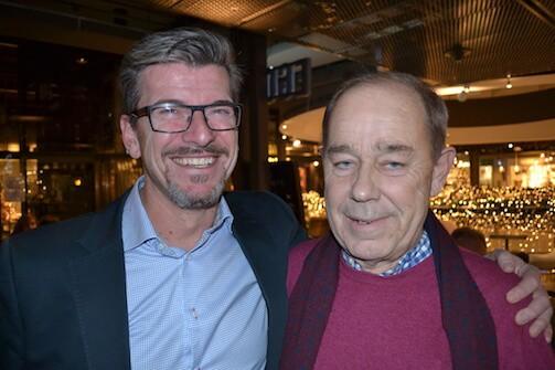 Martin Theorin - MPI Styrelsen (Guldkikaren), Peter Lindqvist - Best Meetings