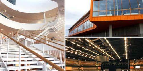 partille arena utsedd till årets idrottsarena