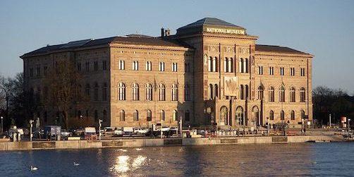 nationalmuseum upphandlar utställningsdesigner