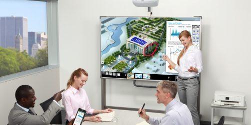 ny projektor ska utmana platta bildskärmar