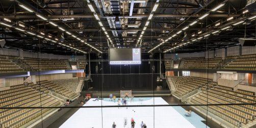 """partille arena: """"vi är sveriges modernaste arena"""""""