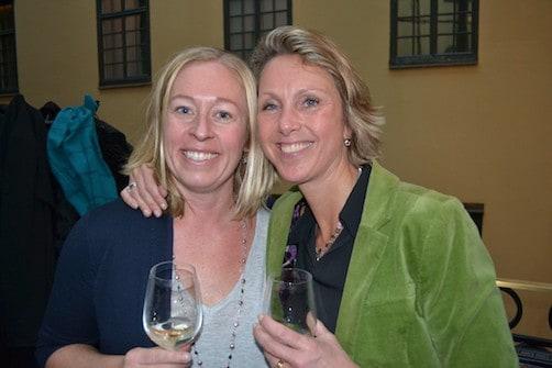 Anki Frencken, af meetings & Cecilia Lindbladh, Scandic