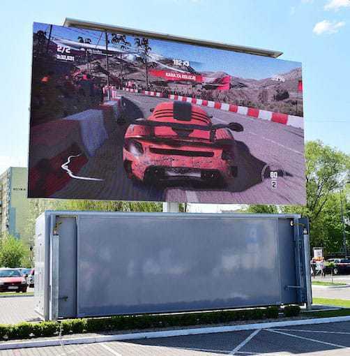 adapt presenterar ny mobil skärmlösning