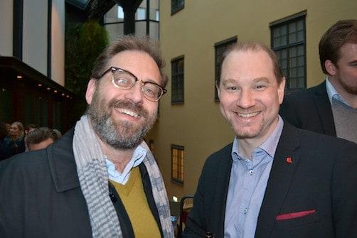 Mats Remnestal, Workman event & Chris Jolly, Ligula hospitality group
