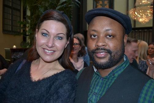 Susanne Delastacias & Jimmy Carnbrand, Talarforum