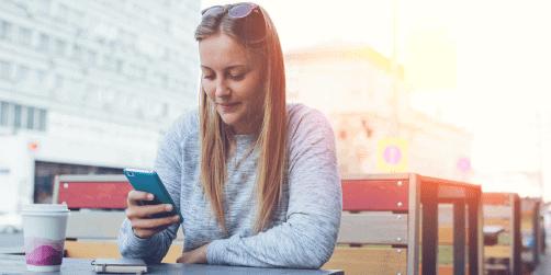 framtiden: affärer kan skötas i messenger