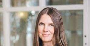 hon blir ny marknadschef på svenska möten