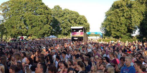 """""""evenemang bidrar till att eskilstuna blir en attraktiv stad att leva i"""""""
