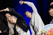 work in motion – konferensanläggningens nya möteskoncept