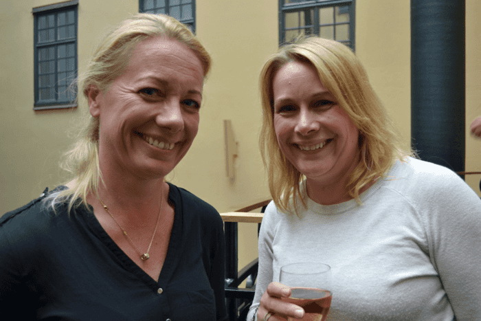 Christina Gartzell, Hotel Kung Karl & Helen Rosberg, The Winery Hotel