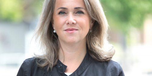 hon får jobbet som operativ chef för göteborgs nya mässanläggning