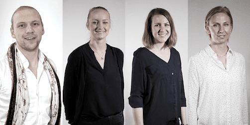 talarforum rekryterar fyra nya medarbetare