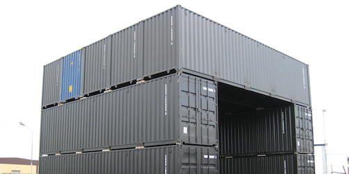 4 tips: så kan du använda en container som eventlokal