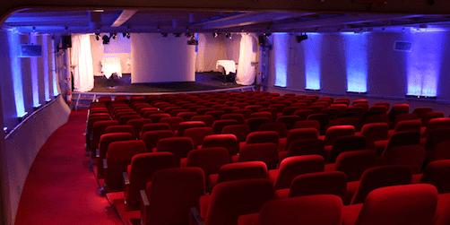 lista: 5 teatersalonger att konferera i