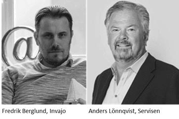 anders lönnqvists servisen investerar i invajo