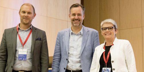 stor europeisk transportkonferens till umeå