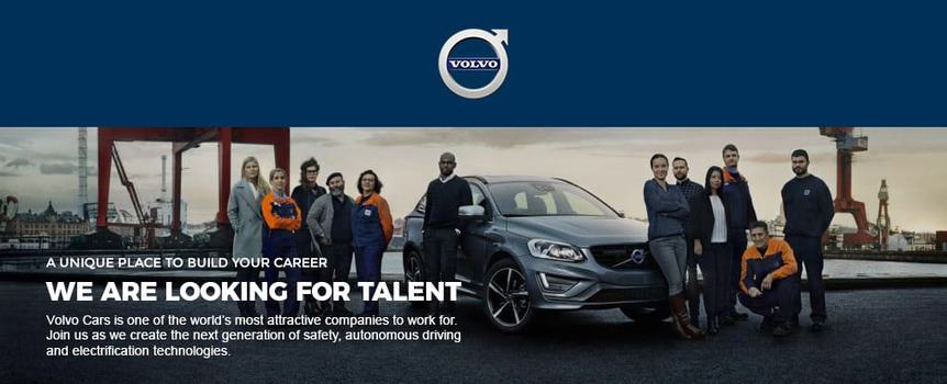 head of event management – volvo car group