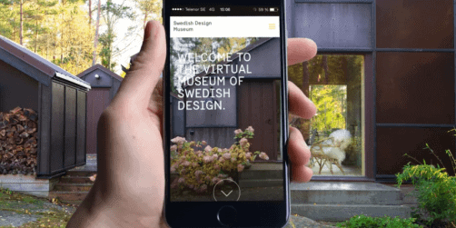 visit sweden öppnar sveriges första virtuella designmuseum