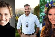 lista: 10 influencers för matevent