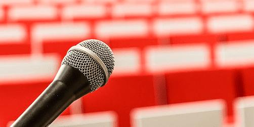 lista: 13 talarförmedlingar för ditt event