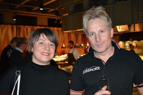 Annica Molin, Molin & Co kommunikation + Anders Åberg, Nordic works