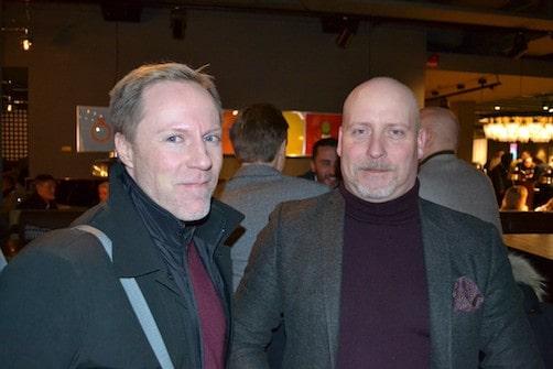 Ola Johnsson, Speakers&friends + Tommy Brotte, Interaktiva möten