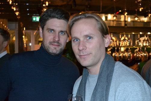 Stellan Eriksson, MCI Nordics & Philip Lindberg, Bright accounting