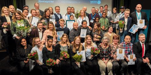 vår gård: vinnare av årets konferensanläggning