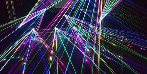 lasershow upphandlas