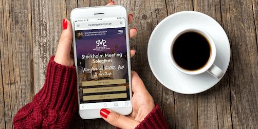 stockholm meeting selection lanserar ny onlinetjänst