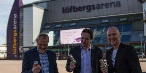 löfbergs och färjestad bk:s samarbete förlängs