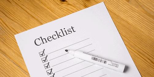 lista: 8 frågor eventköpare ska ställa