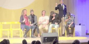 """""""jag sätter folk i hypnos på scen"""""""