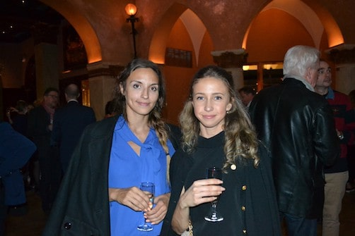 Anna Bergman, Luxaviation & Elsa Sirola, Grafain