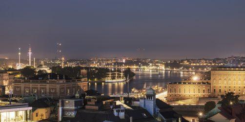 stockholms hetaste takbarer